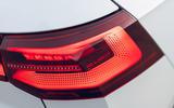 6 Volkswagen Golf GTD 2021 UK first drive review rear lights