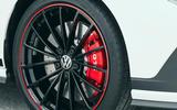 6 Volkswagen Golf GTI Clubsport 45 2021 UK FD brake calipers