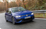 Volkswagen Golf R 2020 first drive review - cornering