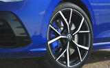 6 Volkswagen Golf R 2021 UK first drive review alloy wheels