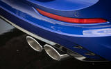 6 Volkswagen Golf R Estate 2021 first drive review exhausts