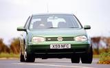Volkswagen Golf V5 - hero front