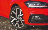 Volkswagen Polo GTI 2018 long-term review - alloy wheels