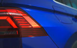 6 Volkswagen Tiguan R 2021 UK first drive review rear lights
