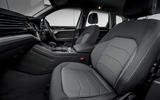 Volkswagen Touareg 2020 UK first drive review - cabin
