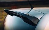 Volkswagen Up GTI 2020 UK first drive review - spoiler