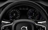 Volvo V60 2018 review instrument cluster