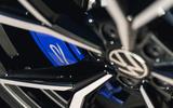 6 VW arteon R Shooting Brake 2021 UK FD brake calipers