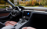 Volkswagen Arteon Shooting Brake eHybrid 2020 first drive review - dashboard