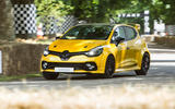 Renaultsport history picture special - Renaultsport Clio RS16 concept