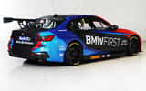 BMW 330i M Sport BTCC - static rear