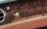 Bentley Mulliner Continental GT Convertible Equestrian Edition 2020 - dashboard