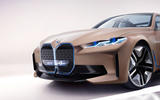 BMW i4 Concept 2020 - stationary front