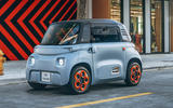 Citroën Ami 2020 - tracking side