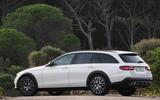 Mercedes-Benz E-Class 2020 - stationary front