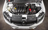 Renaultsport history picture special - Renaultsport Sandero RS 2.0 engine