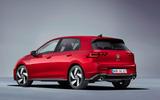 Volkswagen Golf GTI 2020 - stationary rear