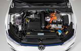 Volkswagen Golf GTE 2020 - engine