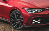 Britain's best affordable drivers car 2020 - VW Golf GTI - alloy wheels