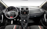 Renaultsport history picture special - Renaultsport Sandero RS 2.0 interior