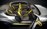 Bentley Continental GT Speed Black Edition interior