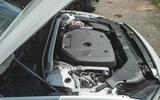 63 PHEV wagons triple test 2021 V60 engine