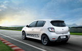 Renaultsport history picture special - Renaultsport Sandero RS 2.0 rear