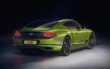 2019 Bentley Continental GT W12 Pikes Peak edition