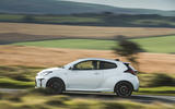 Britain's best affordable drivers car 2020 - Toyota GR Yaris - panning