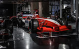 Waking the Toyota GT-One - historic Toyotas single seater