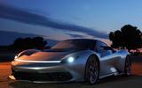 Pininfarina Battista 2019 first drive review - static nose