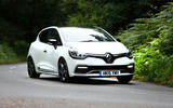 Renaultsport history picture special - Renaultsport Clio RS 200 EDC