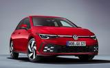 Volkswagen Golf GTI 2020 - stationary front