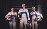 Ford GT race team Luis Felipe Derani Andy Priaulx Harry Tincknell.