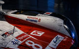 Waking the Toyota GT-One - historic Toyotas GT hybrid livery