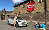 a month with a Mini Electric - Fullers