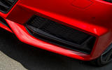 Audi S4 front diffuser