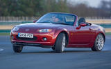 Future classics: ten affordable used convertibles set to rise in value Mazda MX-5 NC Mk3