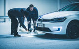 Inspecting car 2