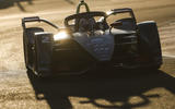 Nyck de Vries racing