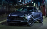 Aston Martin DBX Q by Aston Martin 2020 - stationary front