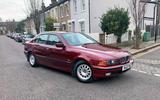 6 BMW 520i