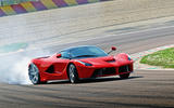 Ferrari LaFerrari - tracking front