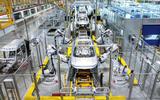 Land Rover Defender 2020 - robots
