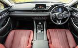 6 Mazda 6 Kuro dash