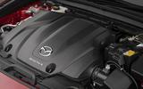 6 Mazda CX 30 Skyactiv X engine