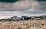 6 olg Flying Spur vs Mercedes Benz S400d 4matic 2021 6024