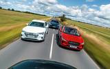Used EVs feature - Audi, Jaguar and Tesla