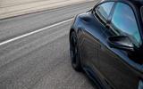 Porsche Taycan 2020 first drive review - rear quarter