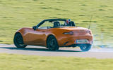 Mazda MX-5 - Best affordable driver's car winner - rear